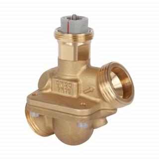 Комбинированный клапан автомат латунь AB-QM ДУ 15 РУ16 НР с ИЗМ/НИП
