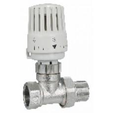 """Терморегулятор прямой 1/2"""" с термостат.клап.и головкой SMT1202SN0004"""