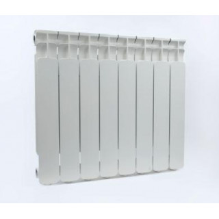 Алюминиевый радиатор 8 секций