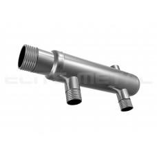 """Коллектор Ду32 нр 1"""" вых. н/р 1/2"""" 100 мм"""